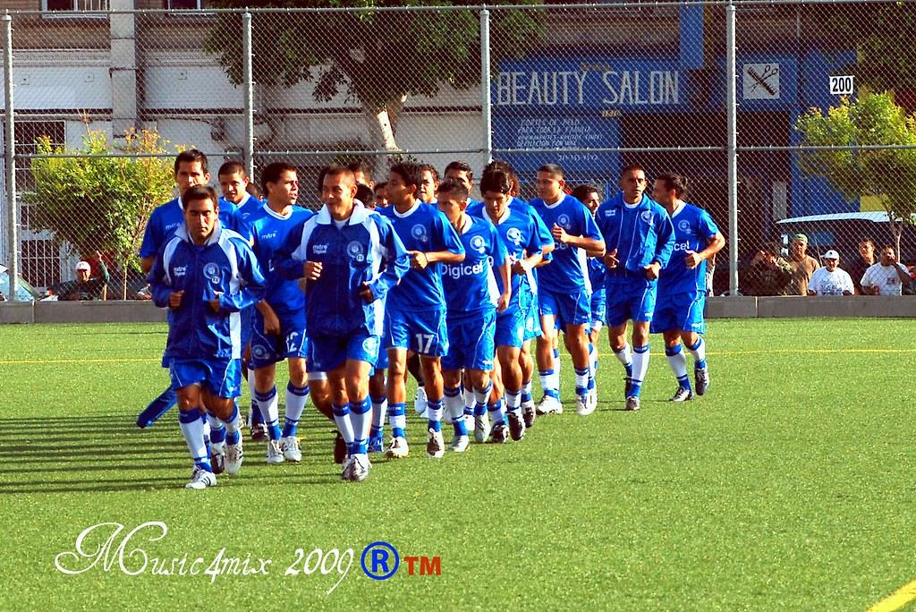 606de1b0708 ... El Salvador National Soccer Team
