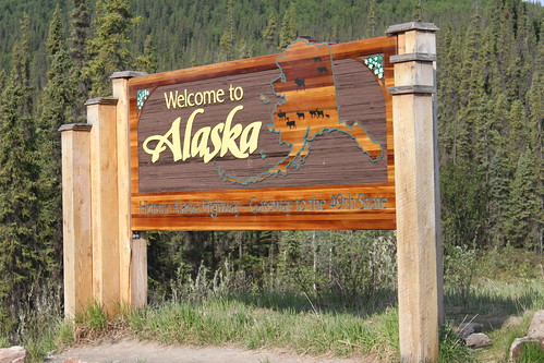 The Alaska Sign | by Helmig Family