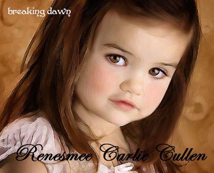 ... Cullen la hija de ...