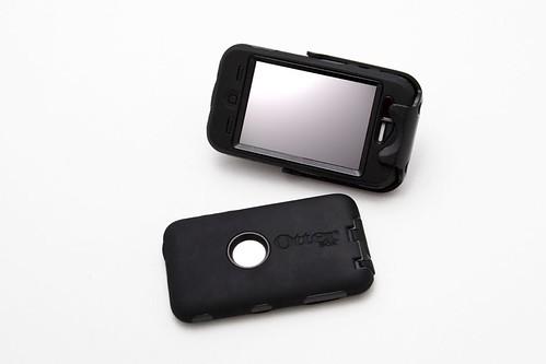 White Otterbox Iphone  Plus