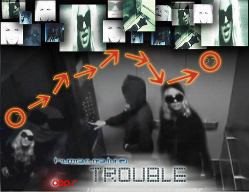 trouble | by ├STRONGER┤