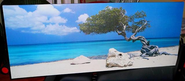 toile ikea represente le bord de la mer toile ikea represe flickr. Black Bedroom Furniture Sets. Home Design Ideas