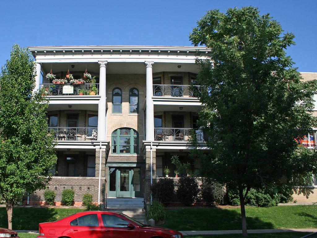 Capitol Park Apartments Detroit