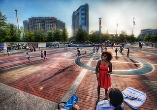 Playing at Olympic Park | by Stuck in Customs