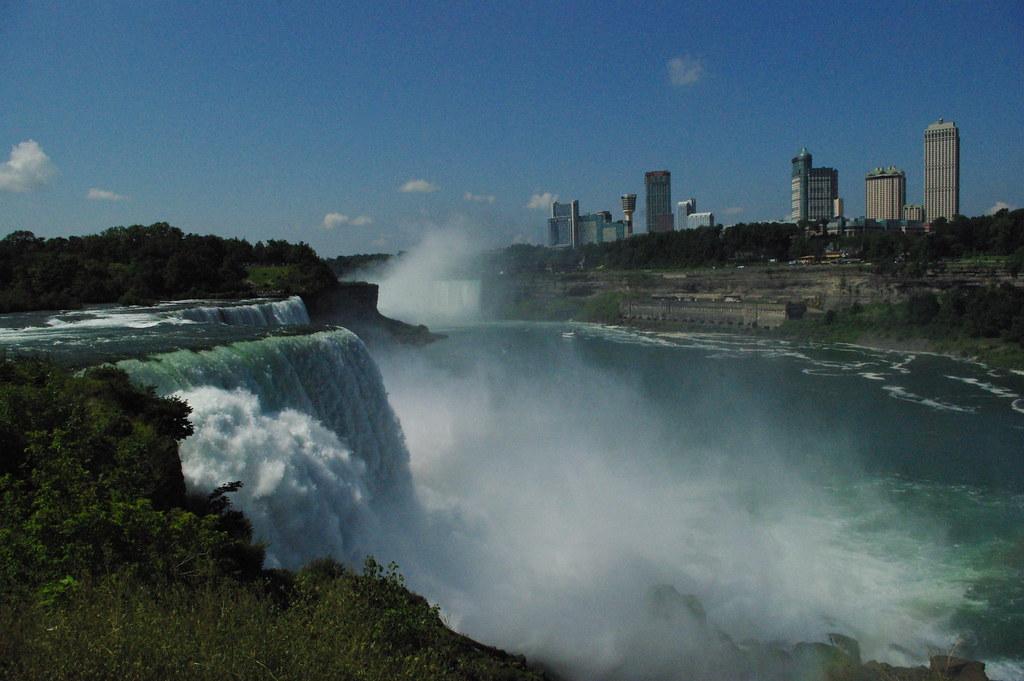 Niagara Falls Niagara Falls Niagara Falls Natalie