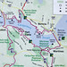 Benicia Bridge bicycle map