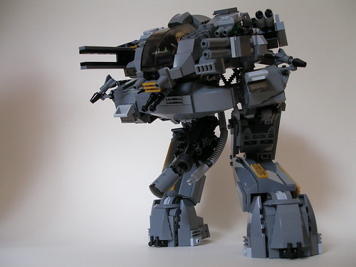 MARK II  PREDATOR Combat Mech | by ✠Andreas