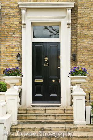 British Doors - Pezcame.Com & British Doors u0026 English Style Front Doors Black Front Door Of A ... pezcame.com