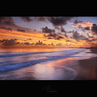Puerto Rican sunrise | by Aileenie