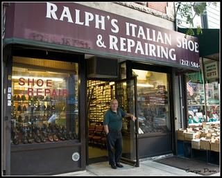 Tony Shoe Repair Greenwich Ct
