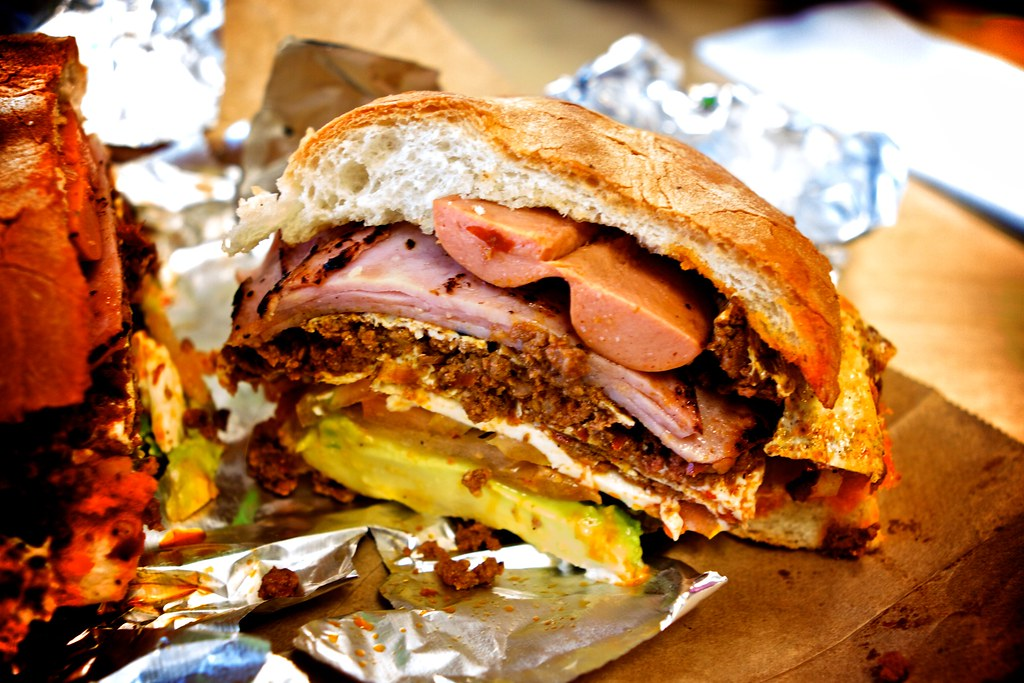 Tortas Cubana | Shannon and I went Yelp hunting again and