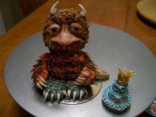 Where the Wild Things Are - Moishe and the Cake | by SweetCakery