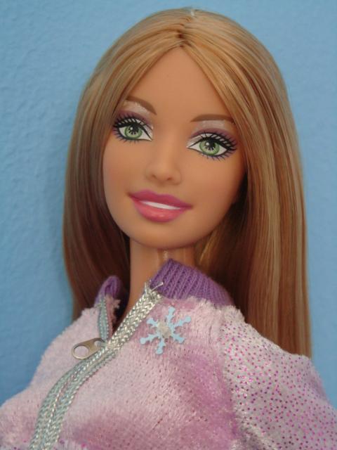Barbie desnuda gratis