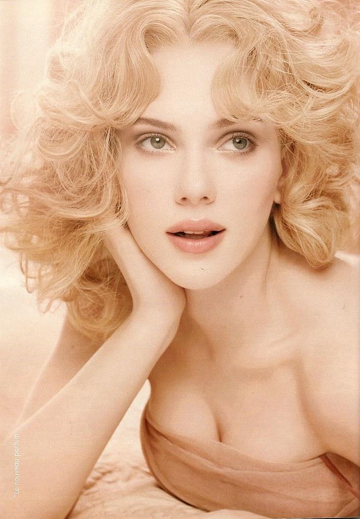 Scarlett Johansson the One Dolce Gabbana