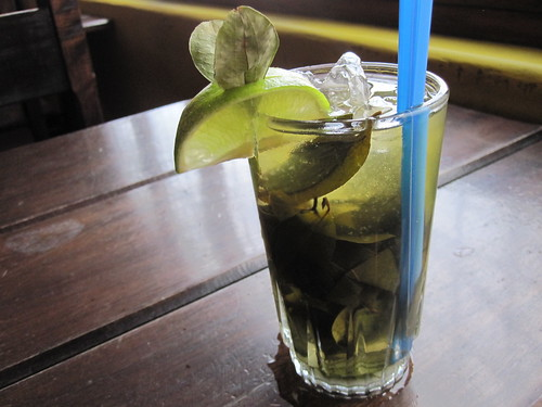 Coca Mojito | by veganbackpacker