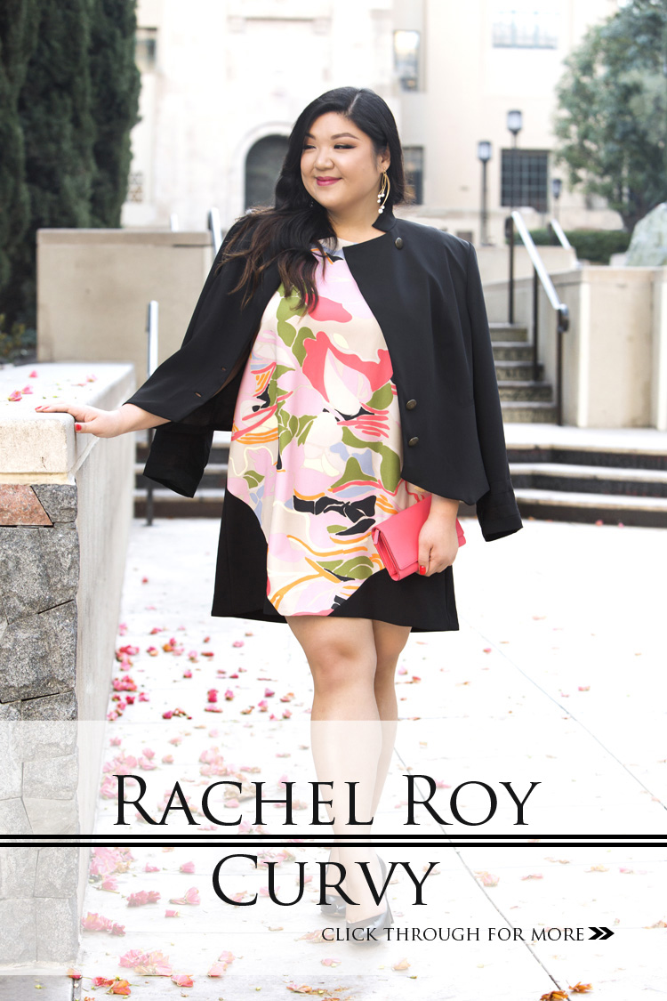 Curvy Girl Chic Plus Size Clothing Rachel Roy Curvy Outfit