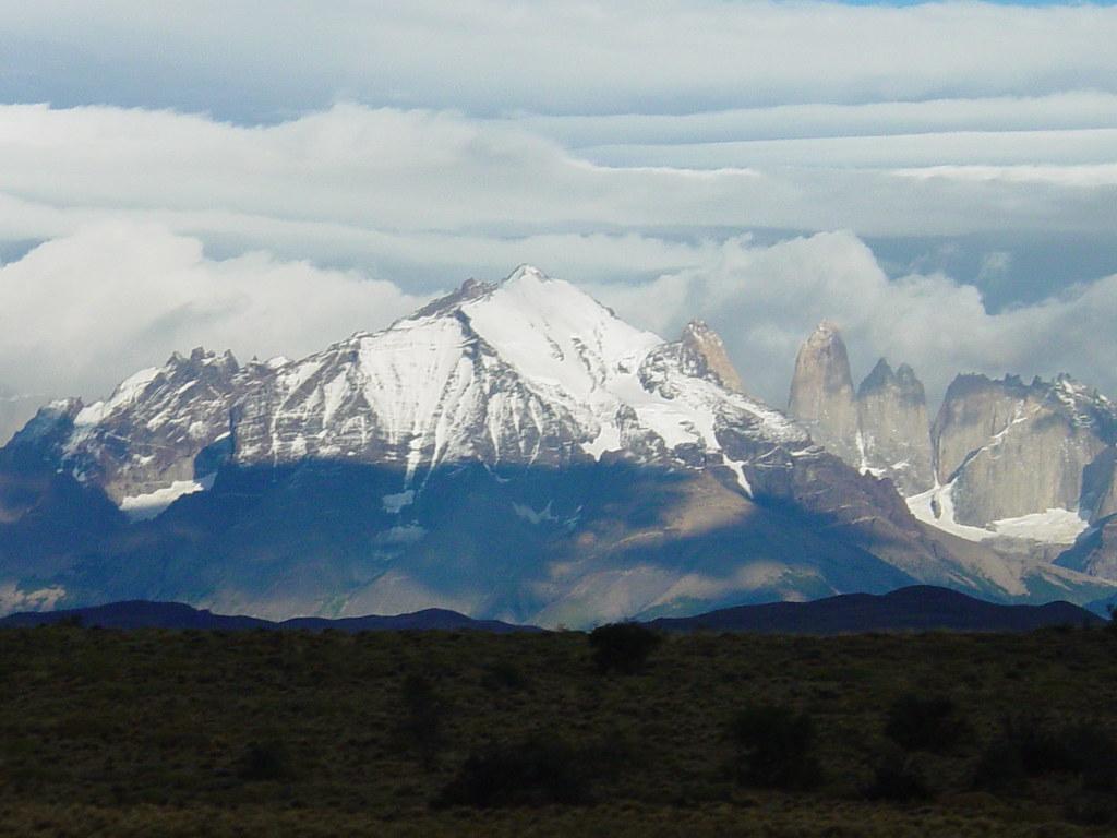 Vagamundos 2003 de Ushuaia argentina a Puerto Natales Chile