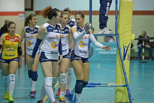 VIVIgas Arena Volley - Libertas Simagas Trieste