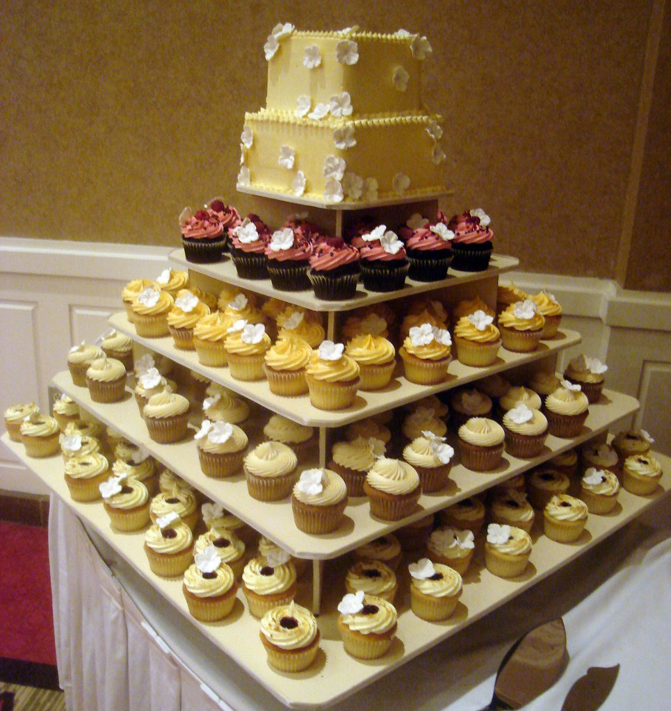 Tiered Cannoli Cake