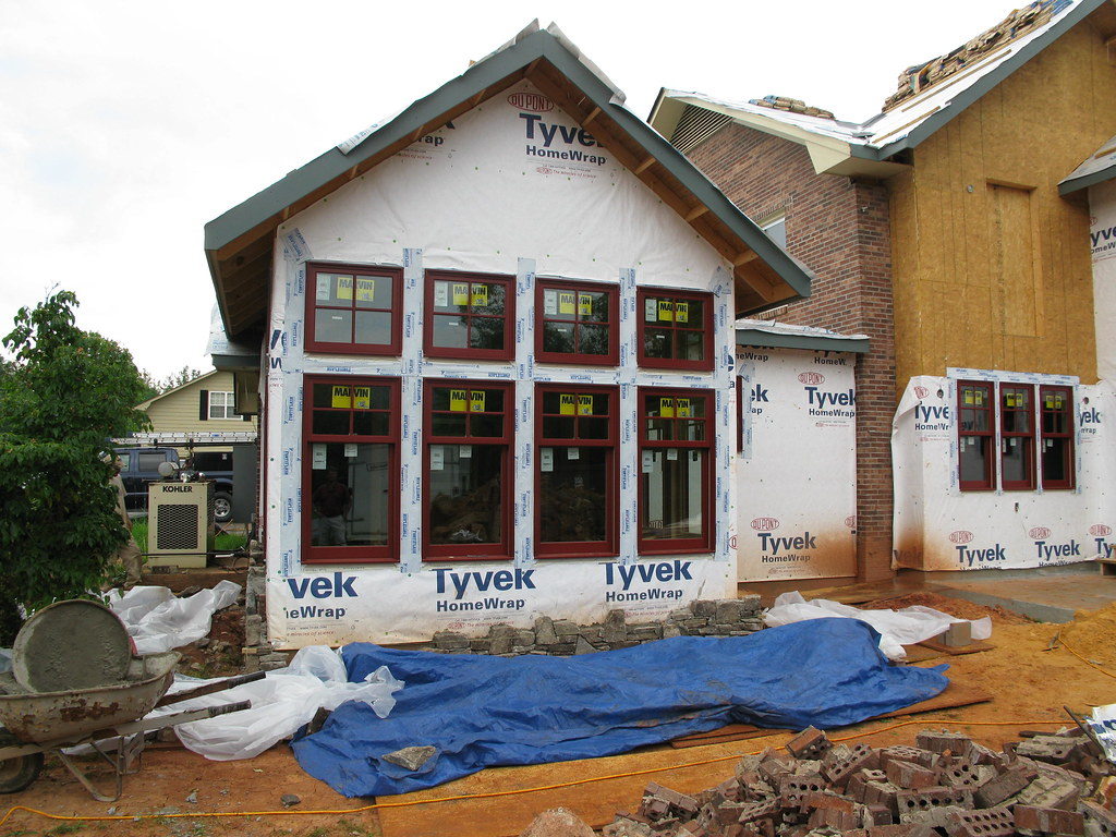 Gable end of home addition marvin windows this is a for How to remodel home