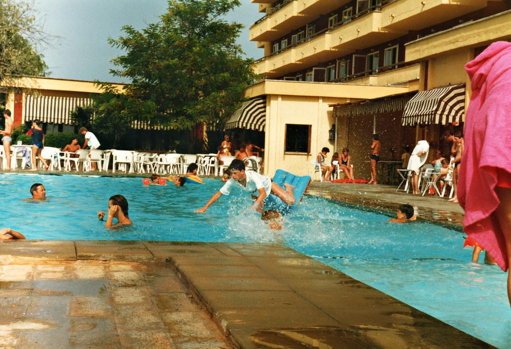 Hotel Alcudia Mallorca Froschrutsche