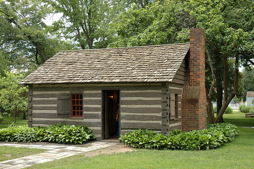 George Washington Carver S House Pioneer Botanist Dr