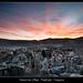 Sunrise Over Fantasy Canyon