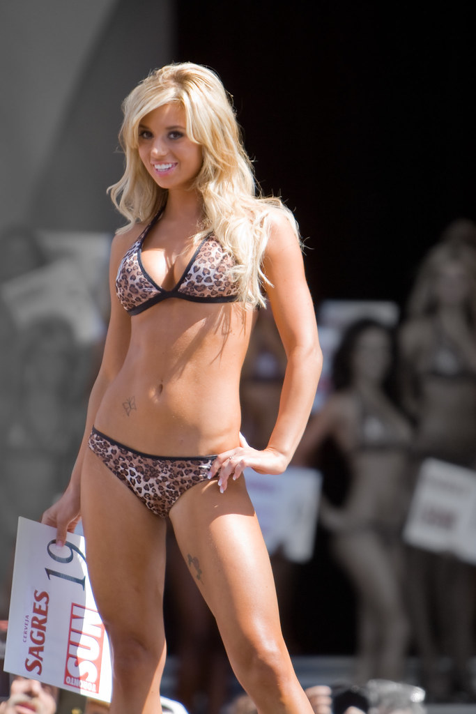 Miss Chin Bikini Contest