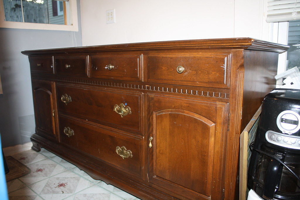 For Sale Vintage Ethan Allen Bedroom Set Bureau Moving S Flickr