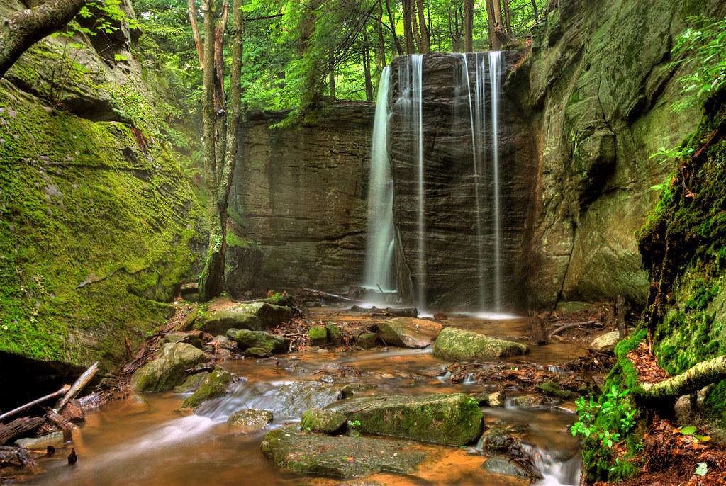 New Toyota Prius >> Hector Falls - Allegheny National Forest | This was an ...
