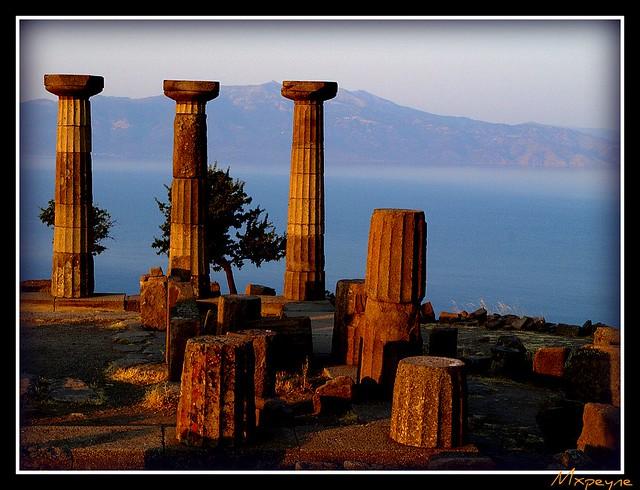 Temple of Athena (Assos)  Assos (Greek: Άσσος), also ...