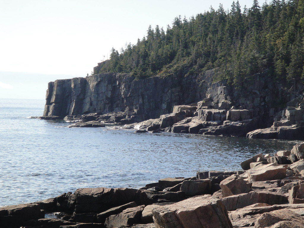 Rocky Maine Coast | More of the Maine Coast before entering … | Flickr