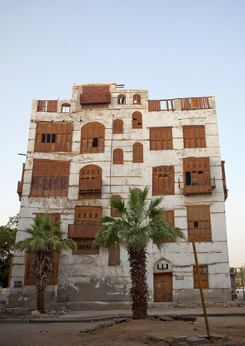 Old Jeddah house - Saudi Arabia | by Eric Lafforgue