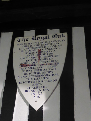 Royal Oak, Chesterfield
