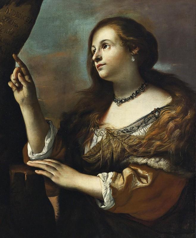Mattia Preti - Erminia, Princess of Antioch