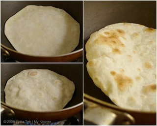 Chapatti | by Lydia @ My Kitchen