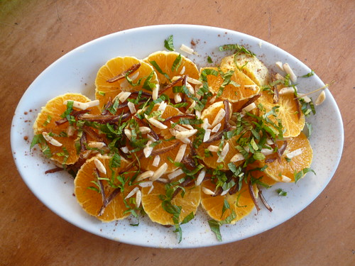Moroccan Orange Salad | Flickr - Photo Sharing!