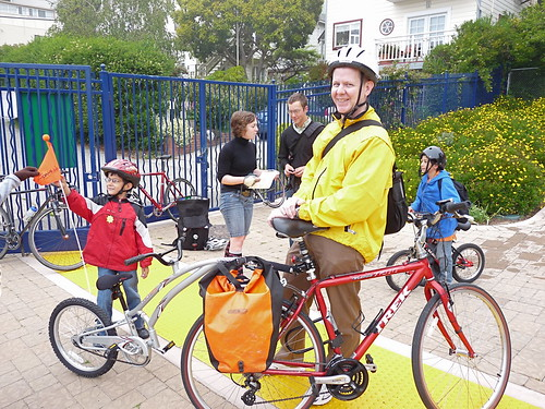 Bike To School Day | by Adrienne Johnson SF