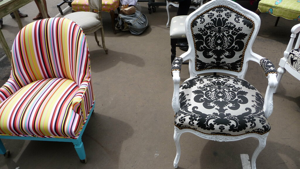 - Awesome Reupholstered Antique Chairs - The Divine Chair Co… Flickr
