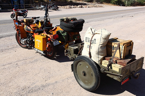 Side View German Wwii Bmw R75 With Mg 42 Machine Gun Flickr