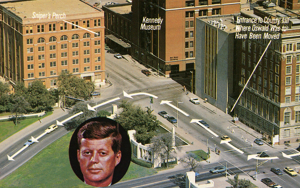 an introduction to the history of jfk assassination in dallas texas