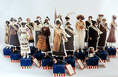 Great American Suffragette March | by Lenae May
