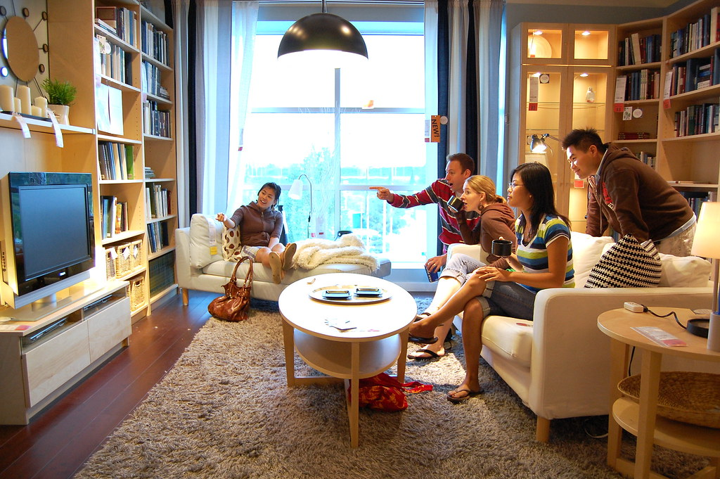 Ikea Showroom Life S Good