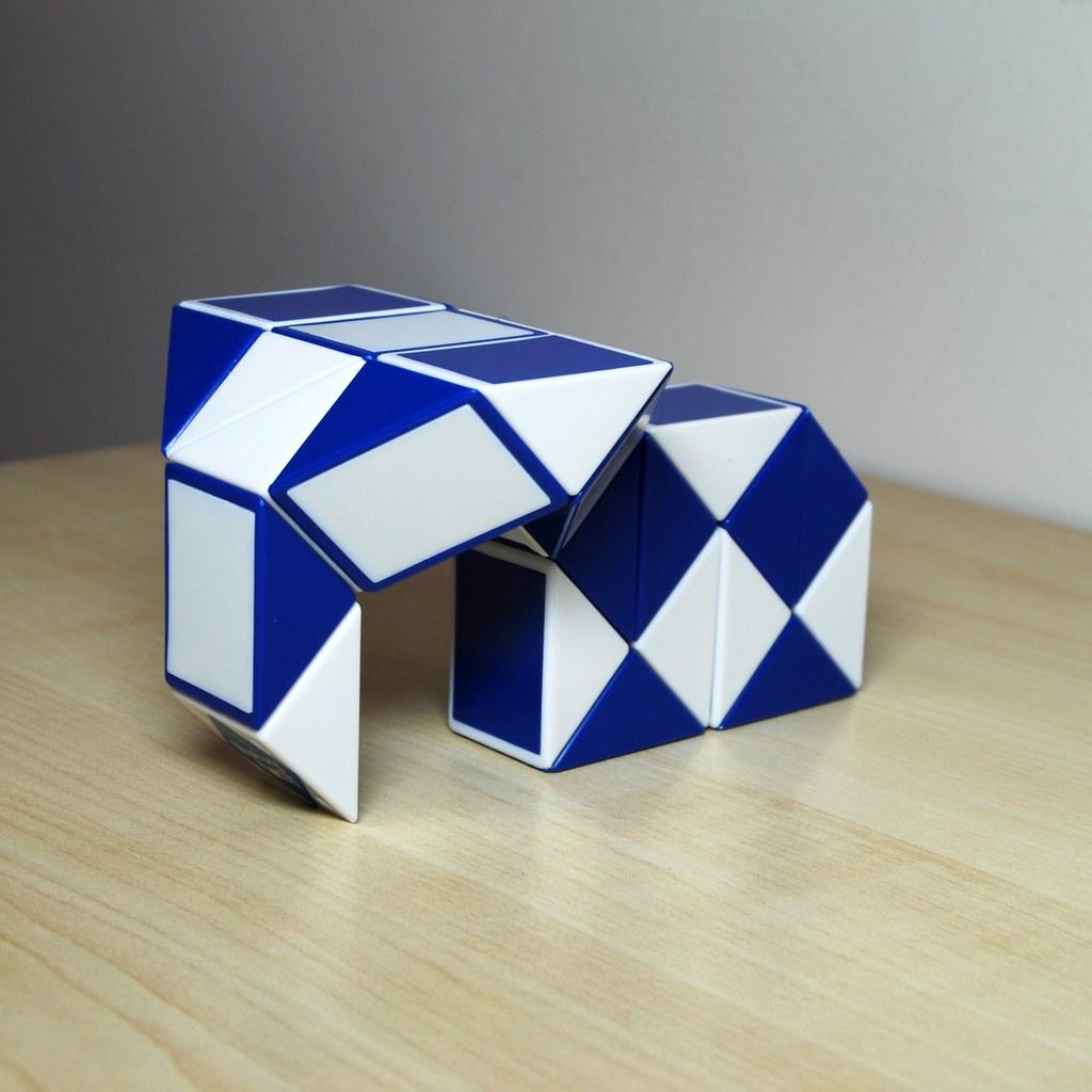 Змейка рубика схемы по сборке фигурок