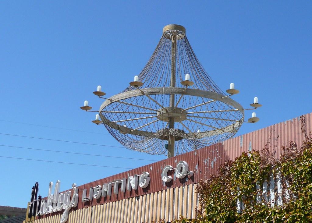 Phoenix AZ Hinkley 39 S Lighting Company Chandelier Now That Flickr