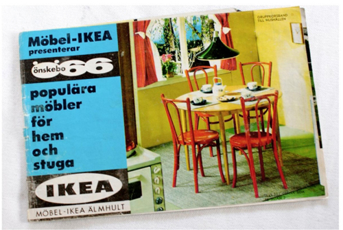ikea catalogue from 1965 | by the style files