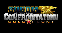 SOCOM Cold Front Logo | by PlayStation.Blog