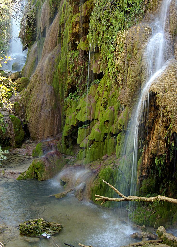 Gorman Falls Colorado Bend State Park Gorman Falls At