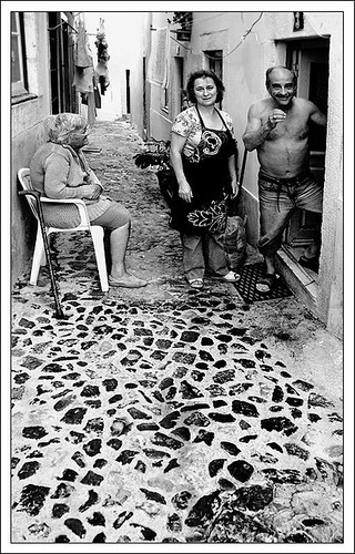 People from Alfama | by ninaL (Grazyna Letellier)