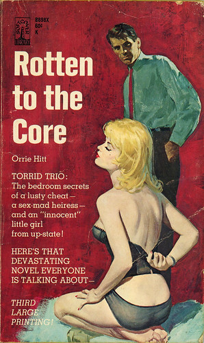 Beacon Books B898X - Orrie Hitt - Rotten to the Core | by swallace99